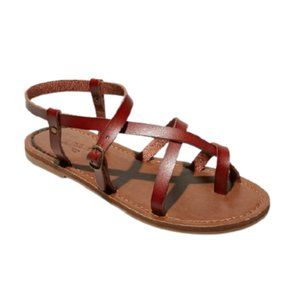 Universal Thread Brown Lavinia Sandals, 11